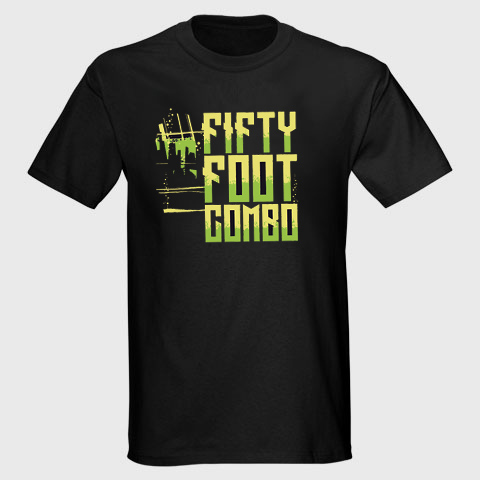 Fifty Foot Combo 2016 edition Man