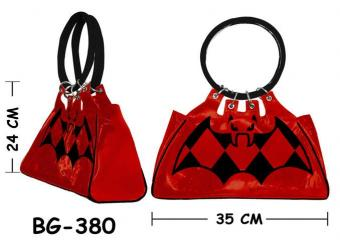Handbag Red Bat