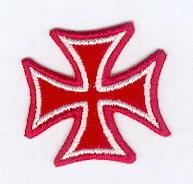 Iron Cross Patch mini 3