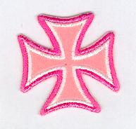 Iron Cross Patch mini 4