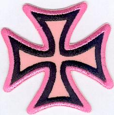 Iron Cross Patch 2