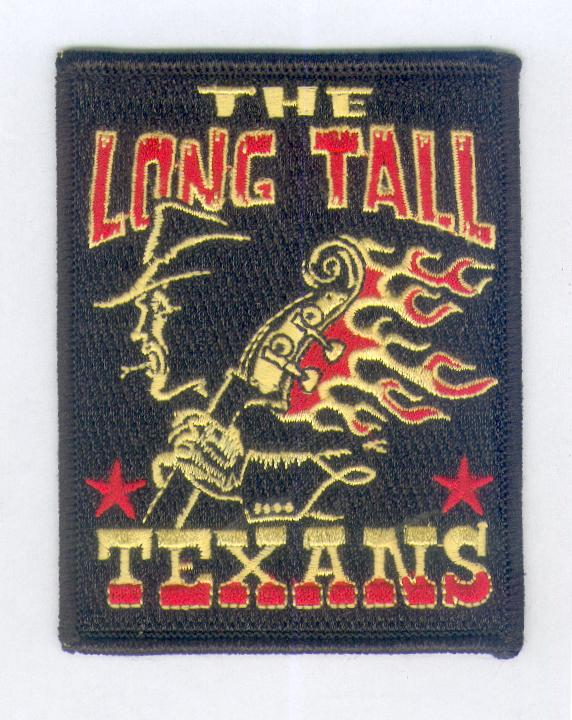 Long Tall Texans patch