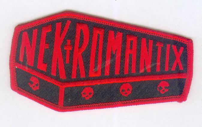 Nekromantix Red Patch
