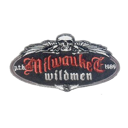 Patch Milwaukee Wildmen