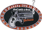 Patch Nobody Lies To A Girl With A Gun