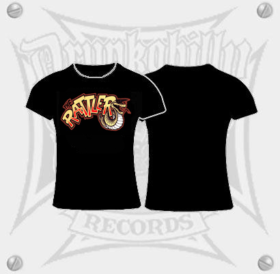 The Rattlers t-shirt Girly