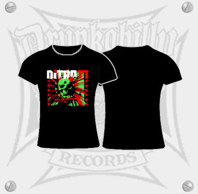 T-shirt Nitro 17 Girly