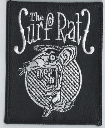 Surf Rats Patch