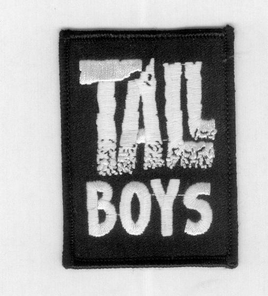 Tall Boys Patch