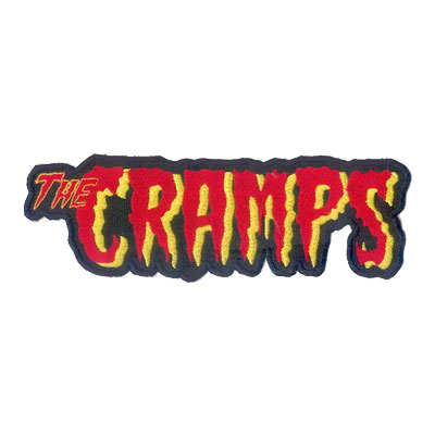 The Cramps Back Patch