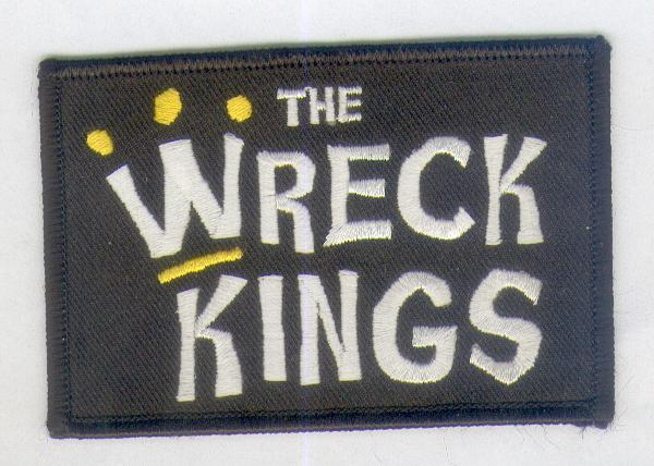 The Wreck Kings patch